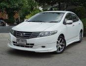 2011 Honda CITY 1.5 SV  ออกรถ 5000 บาท โทรปรึกษา 0619391133 ต่าย