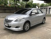 2012 Toyota VIOS E IVORY รถดสวยพร้อมใช้งาน ไม่เคยติดแก๊ส