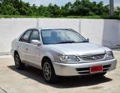 Toyota SOLUNA 1.5 AL50 ไฟท้ายหยดน้ำ (ปี 2002) E Sedan AT ราคา 89,000 บาท
