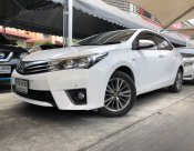 Toyota Corolla Altis 1.6 ALTIS G ปี 2015