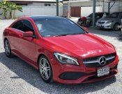 2017 Mercedes-Benz CLA250 AMG Sport coupe