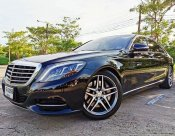 2017 Mercedes Benz  S500 E AMG Premium Hybrid Plug in Package W222 สีดำ