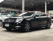 BENZ C180 COUPE AMG SPORT PLUS ปี2012