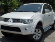 2011 Mitsubishi TRITON DOUBLE CAB PLUS VN TURBO ออกรถ 5000 บาท แถมประกันภัย โทรเลย 0619391133 ต่าย