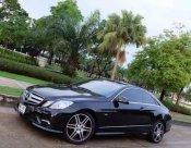2010 Mercedes-Benz E250 CDI AMG sedan