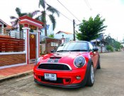 2013 Mini Cooper S hatchback