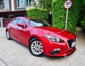 2016 Mazda 3 E hatchback
