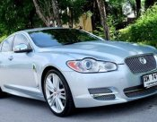 2009 Jaguar XF Premium sedan