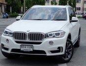 2015 BMW X5 25d ขาวสะอาด Bsi เหลือยาว