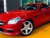 Benz SLK200 TOP ปี 2012
