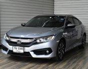Honda Civic 1.8 FC FC EL i-VTEC Sedan AT ปี2016 สีเทา