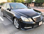 2014 Mercedes-Benz E250 CGI AMG Avantgarde sedan