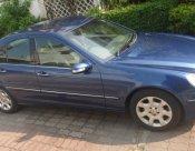 ขายถูก BENZ C180 Kompressor Auto ปี2006