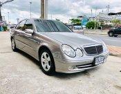 Mercedes-Benz E240 Avantgarde 2003 รถเก๋ง 4 ประตู