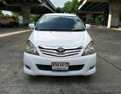 2011 Toyota Innova 2.0G รถสวยพร้อมใช้ ติดแก๊สหัวฉีดประหยัดสุดๆ