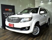 TOYOTA FORTUNER 2.5G D4D VN-TURBO AT 2012