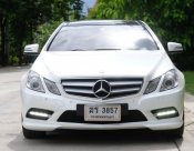 Benz E200 AMG COUPE 7G Daylight  2012