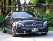 Benz C250 AMG COUPE ปี 2016