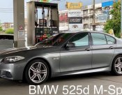 BMW 525d M-Sport Full Package ปี11