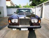 1979 Rolls-Royce Silver Shadow II sedan