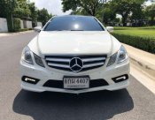 Benz E 250 Coupe AMG ปี 2010 Top Full Option