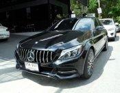2015 Mercedes-Benz C200 Elegance sedan