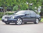 Mercedes-Benz E200 Kompressor 2.0 W210  ปี 2001