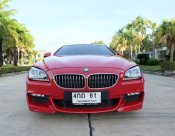 2015 BMW 640d M Sport coupe