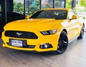 Ford Mustang EcoBoost 2016 รถเก๋ง 2 ประตู