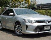 2015 Toyota CAMRY G ฟรีดาวน์ ฟรีประกัน ดอกเบี้ยเริ่ม 2.79 จัดไฟแนนซ์เช้ารับรถเย็น โทร 0619391133 ต่าย