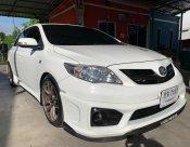 Toyota Altis1.8E 2013