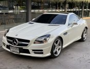 2013 Mercedes-Benz SLK200 AMG coupe