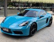 2017 Porsche CAYMAN S coupe