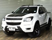 CHEVROLET COLORADO 2.8 DURAMAX  C-CAB 4DR HIGH-COUNRTY STROM 2WD AT ปี2017 สีขาว