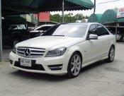 ขายรถ สภาพนางฟ้า 2012 Mercedes-Benz C180 BlueEFFICIENCY 1.8 W204 (ปี 08-14) AMG Sedan AT