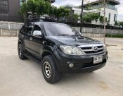 TOYOTA FORTUNER 3.0 V 4WD ปี 2008 suv