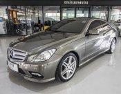 2010 Mercedes-Benz E250 CDI AMG coupe