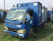 2004 Hino FL8JT1A truck