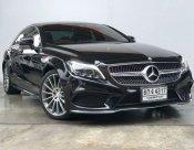 รถปี2015 BENZ CLS250 CDI 2.1 (W218) สีดำ