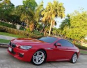 2015 BMW 640d Gran Coupe sedan