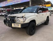 2000 Toyota Land Cruiser VX suv