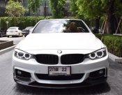 BMW 420D m performance convert ปี15 รถออกศูน