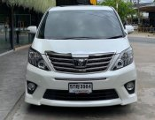 Toyota Alphard SC Minor Change ปี 2013