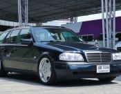 Benz C200t estate ปี 1998