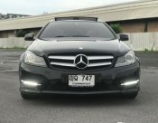 Benz C250 Coupe AMG ปี ปี 2012