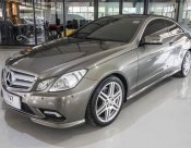 2010 Benz E250 Cdi Coupe