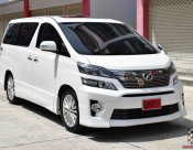 Toyota Vellfire 2.4 (ปี 2014) Z Wagon AT
