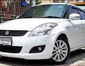 2012 Suzuki Swift GL hatchback