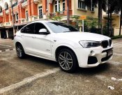 2017 BMW X4 hatchback