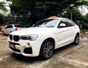 ปี 2017 BMW X4 X-DRIVE 2.0d  M-Sport